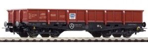 Piko 58412 HO Gauge Expert PKP 401Z Eamos Bogie Low Sided Wagon